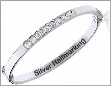 Silver Hallmarking and Silver TG services are now available at NCH Bhagal - Surat.